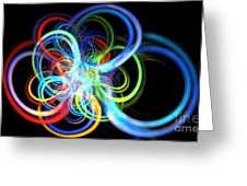 Radius Rainbow Greeting Card
