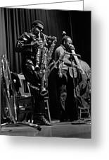 Rahsaan Roland Kirk 1 Greeting Card