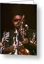 Rahsaan Roland Kirk 3 Greeting Card