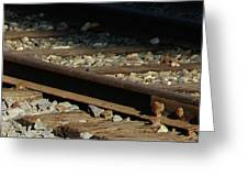 Rail Greeting Card