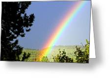 Rainbow Covenant Greeting Card