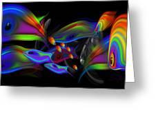 Rainbow Deep Greeting Card