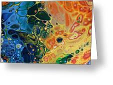 Rainbow Flow Greeting Card