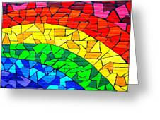 Rainbow ... Greeting Card
