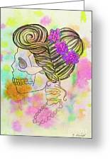 Rainbow Mrs. Greeting Card