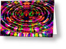 Rainbow River Greeting Card