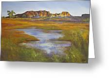Rainbow Valley Northern Territory Australia Greeting Card