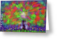 Rainbows For All Children Greeting Card