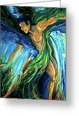 Raindancer Greeting Card