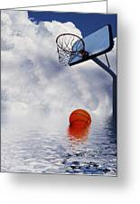 Rained Out Game Greeting Card