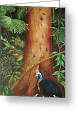 Rainforest Babies Greeting Card