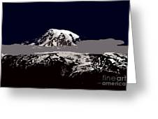 Rainier Greeting Card
