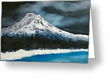 Rainier Greeting Card