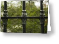 Rainy Afternoon Greeting Card