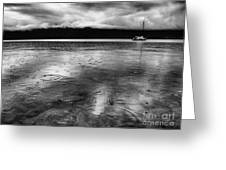 Rainy Days In Summerland Greeting Card
