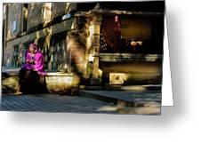 Rajasthan Stories Greeting Card
