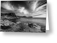 Ramasaig Bay Neist Point Greeting Card