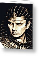 Ramses II Greeting Card