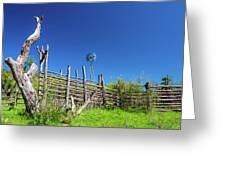 Ranch At Click Gap Greeting Card