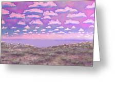 Randolph Scott Greeting Card