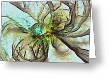 Raniform Daydream  Id 16098-004020-83150 Greeting Card