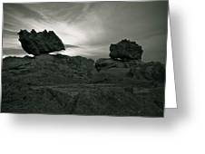 Rapa Rocks Greeting Card