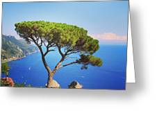 Ravello-italy Greeting Card