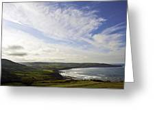 Ravenscar Greeting Card