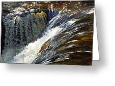 Ravenskill Falls Greeting Card