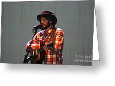 Ray Lamontagne-9039 Greeting Card