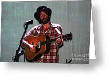 Ray Lamontagne-9040 Greeting Card