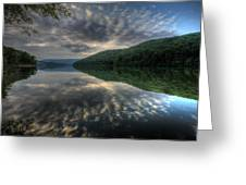 Raystown Reflections Greeting Card
