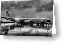 Rc-135vw Greeting Card
