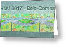 Rdv 2017 Baie-comeau Mug Shot Greeting Card