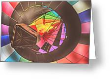 Readington Balloon Festival #1 2015 Greeting Card by Pat Abbott