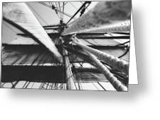 Ready For Sail Greeting Card