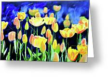 Real Artists Dont Paint Decorative Iv Greeting Card