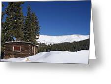 Real Colorado Greeting Card