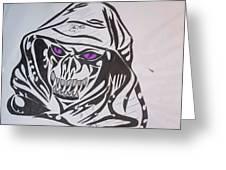 Reaper Greeting Card