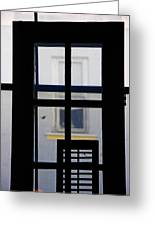 Rear Window 2 Greeting Card