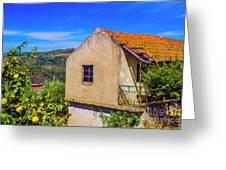 Rebordelo House Greeting Card