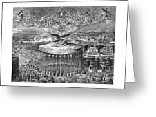 Reconstruction -- Civil War Era Greeting Card