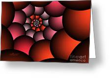 Red Alert Greeting Card