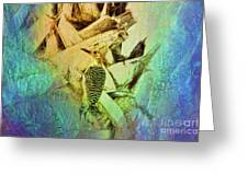Red Bellied Dream Greeting Card