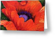 Red Rhapsody Greeting Card