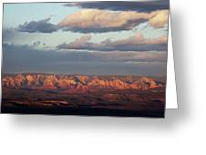 Red Rock Crossing, Sedona Greeting Card