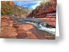Red Rock Sedona Greeting Card