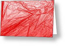 Red.285 Greeting Card