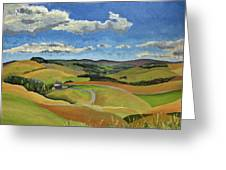 Redesdale I Greeting Card