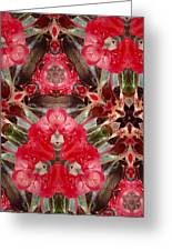 Reds Of Nature Greeting Card